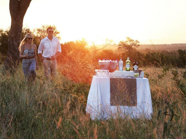 Londolozi Varty Camp Bush Breakfast & Adventure Picnics