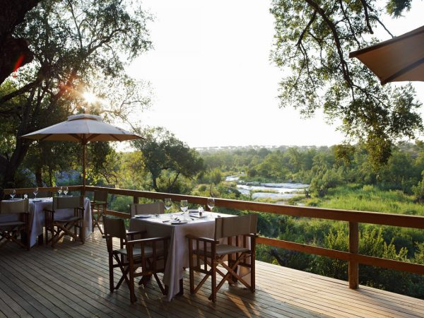Londolozi Varty Camp Lobby View