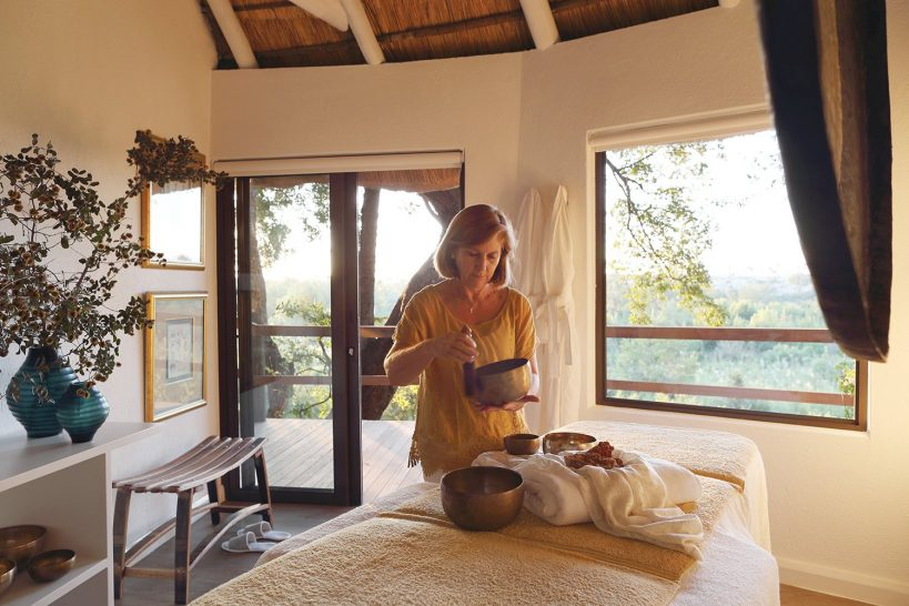 Londolozi Varty Camp Massage