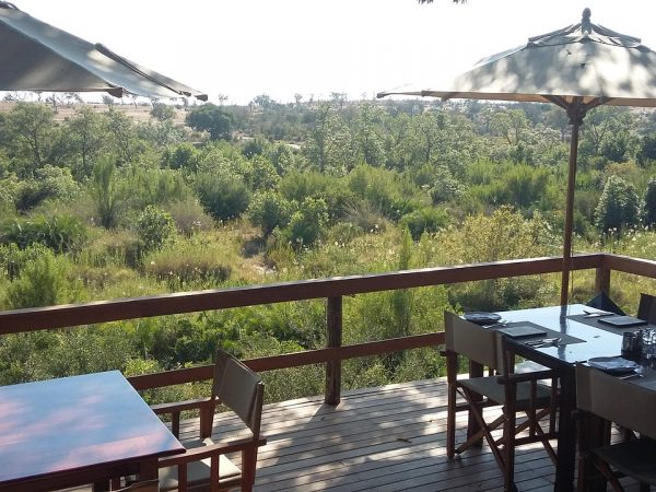 Londolozi Varty Camp Overlooking