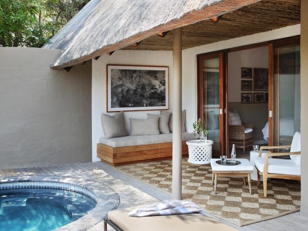 Londolozi Varty Camp Varty Camp Standard Chalets