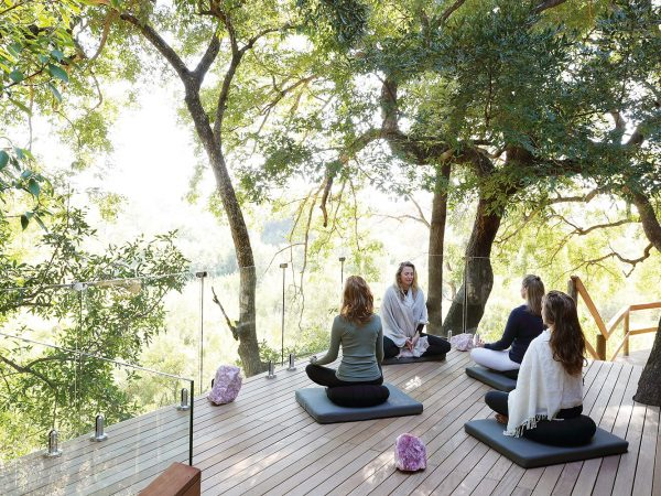Londolozi Varty Camp Yoga
