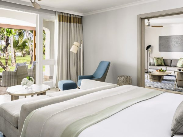 One and Only Le Saint G?ran Mauritius Beach Front Junior Suite