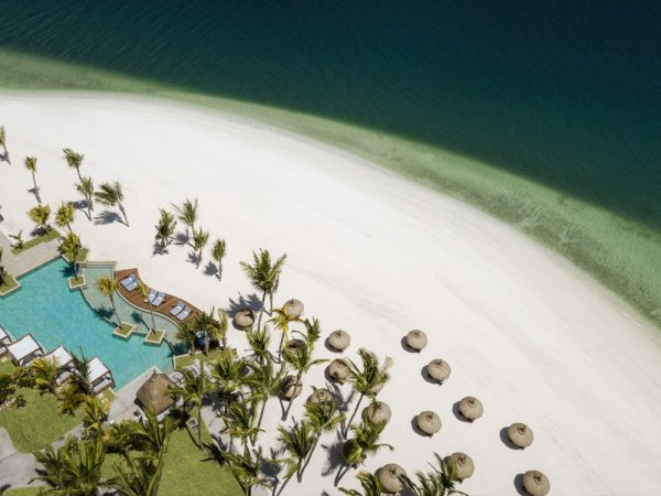 One and Only Le Saint G?ran Mauritius Beaches