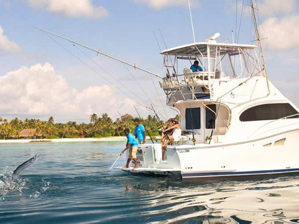 One and Only Le Saint Géran Mauritius Fishing