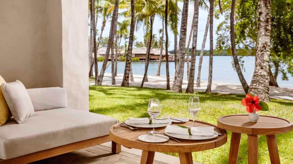 One and Only Le Saint G?ran Mauritius Lagoon Room