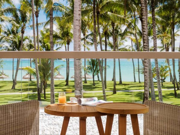 One and Only Le Saint G?ran Mauritius Ocean Balcony Room