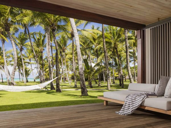 One and Only Le Saint G?ran Mauritius Ocean Balcony Suite