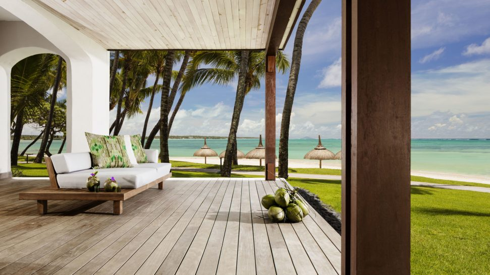 One and Only Le Saint G?ran Mauritius Ocean Suite