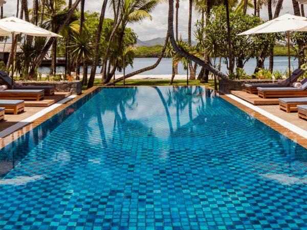 One and Only Le Saint Gran Mauritius Pool