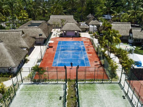 One and Only Le Saint G?ran Mauritius Tennis and Padel