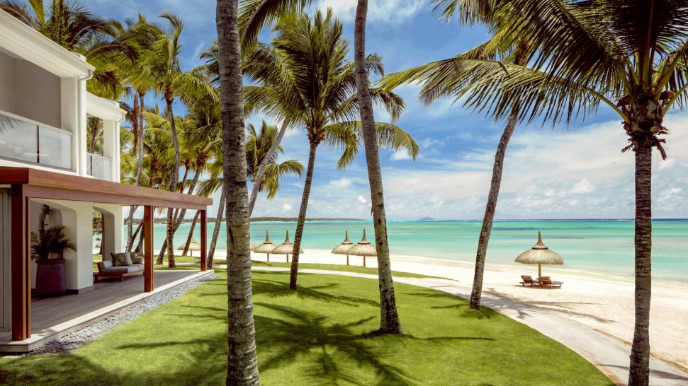 One and Only Le Saint G?ran Mauritius Two Bedroom Beach Front Suite
