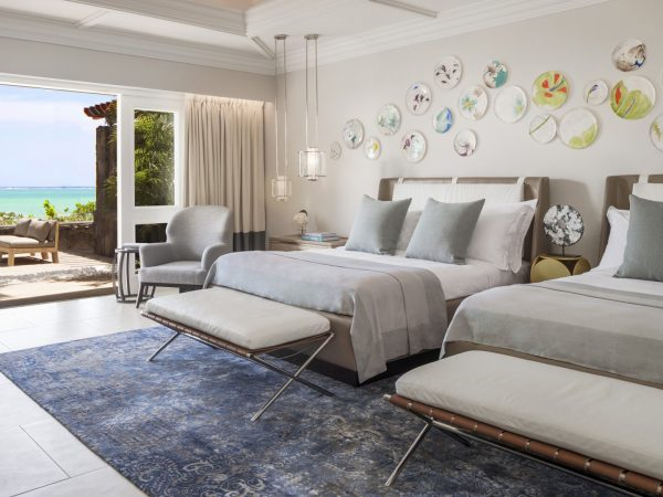 One and Only Le Saint G?ran Mauritius Two Bedroom Ocean Suite