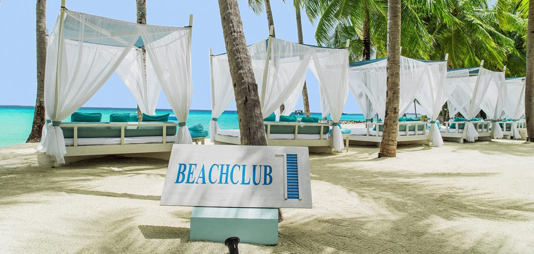 One and Only Reethi Rah Maldives Beach Club