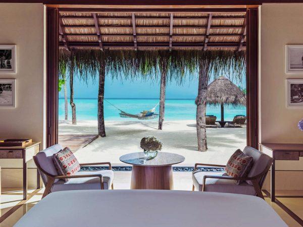 One and Only Reethi Rah Maldives Beach Villa