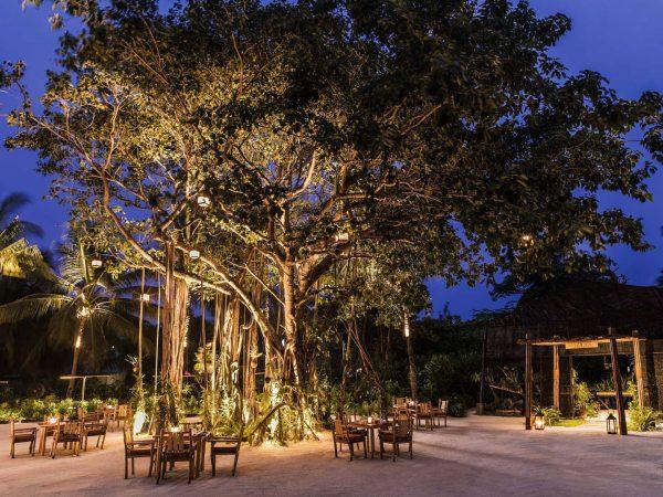 One and Only Reethi Rah Maldives Botanica