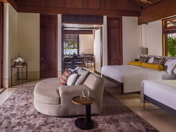 One and Only Reethi Rah Maldives Grand Beach Villas with Pool