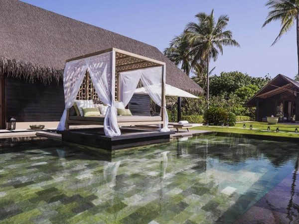 One and Only Reethi Rah Maldives Grand Sunset Residence