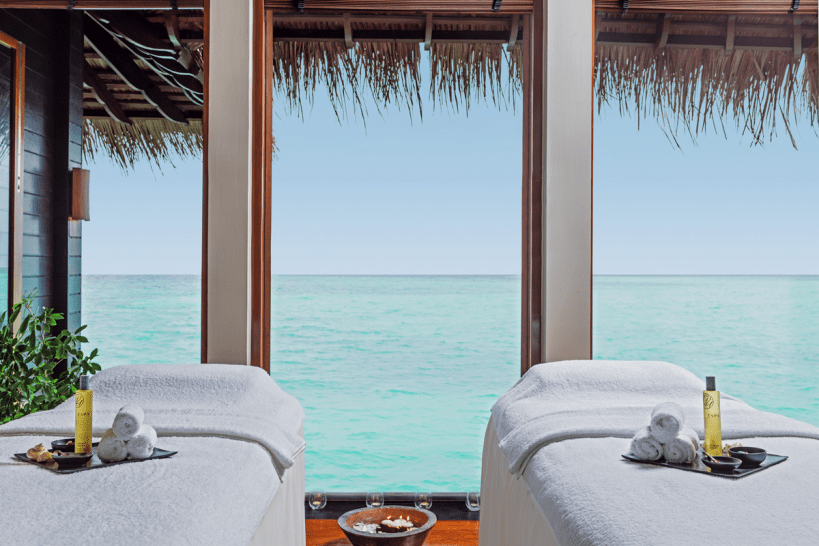 One and Only Reethi Rah Maldives Spa