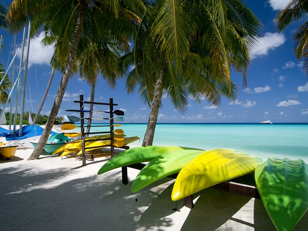One and Only Reethi Rah Maldives Splash Surf Shop