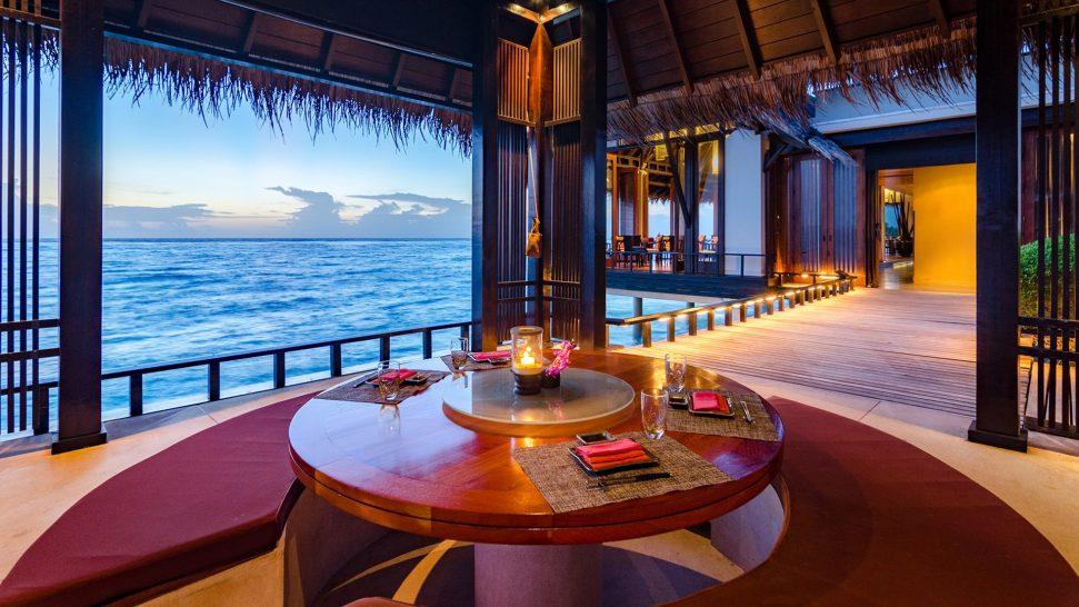 One and Only Reethi Rah Maldives Tapasake
