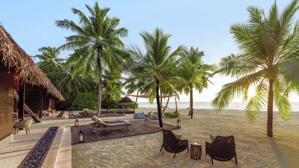 One and Only Reethi Rah Maldives Two Villa Residence with Pool