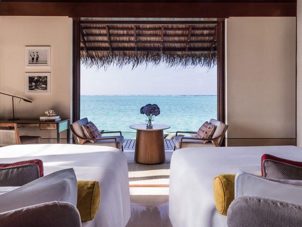 One and Only Reethi Rah Maldives Water Villa