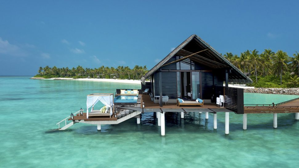 One and Only Reethi Rah Maldives Water Villa With Pool