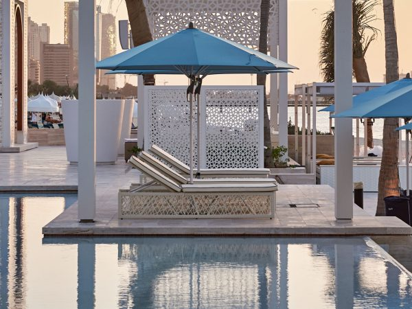 One and Only Royal Mirage Dubai Beach Club