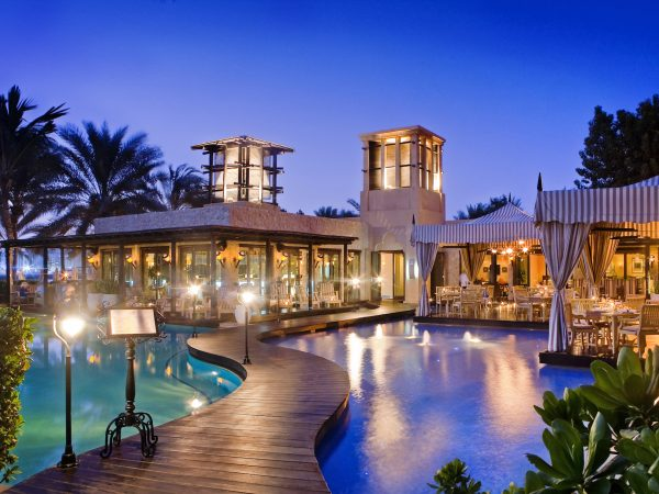 One and Only Royal Mirage Dubai Eauzone