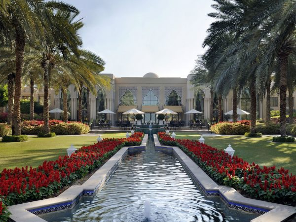 One and Only Royal Mirage Dubai Garden View