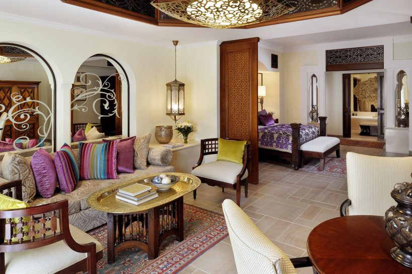 One and Only Royal Mirage Dubai Junior Suite