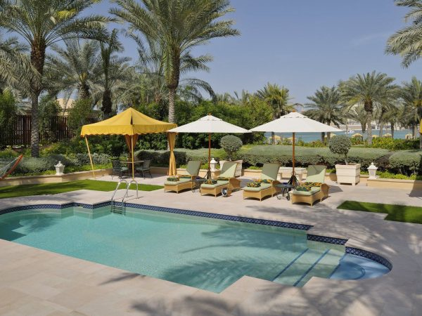 One and Only Royal Mirage Dubai Pool View