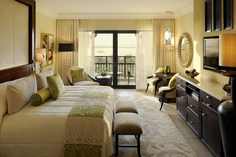 One and Only Royal Mirage Dubai Superior Deluxe Room