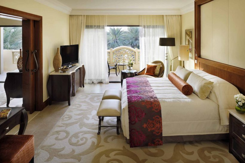 One and Only Royal Mirage Dubai Superior Executive Suite