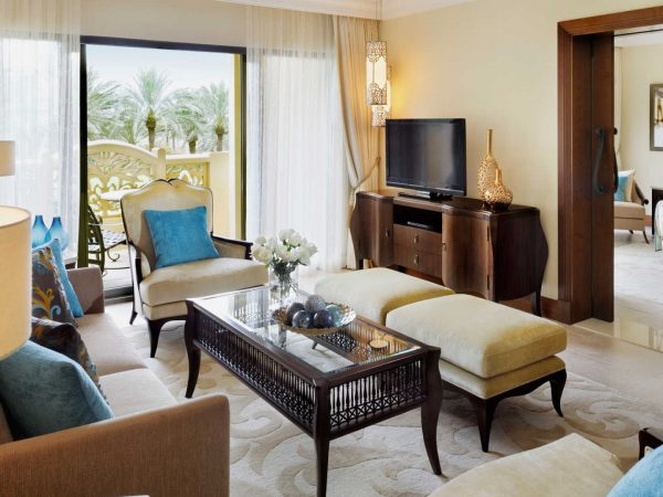 One and Only Royal Mirage Dubai Superior Gold Club Room