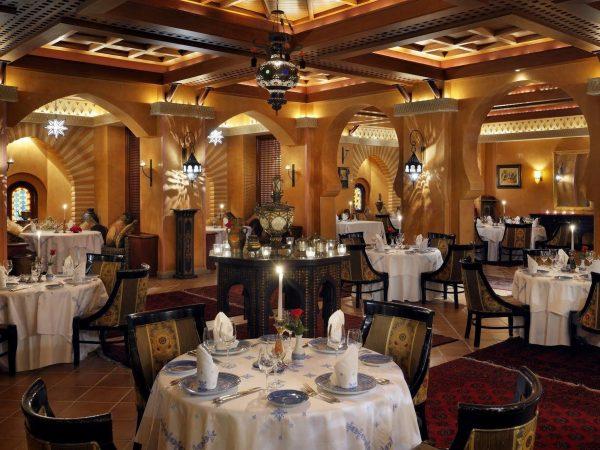 One and Only Royal Mirage Dubai Tajine