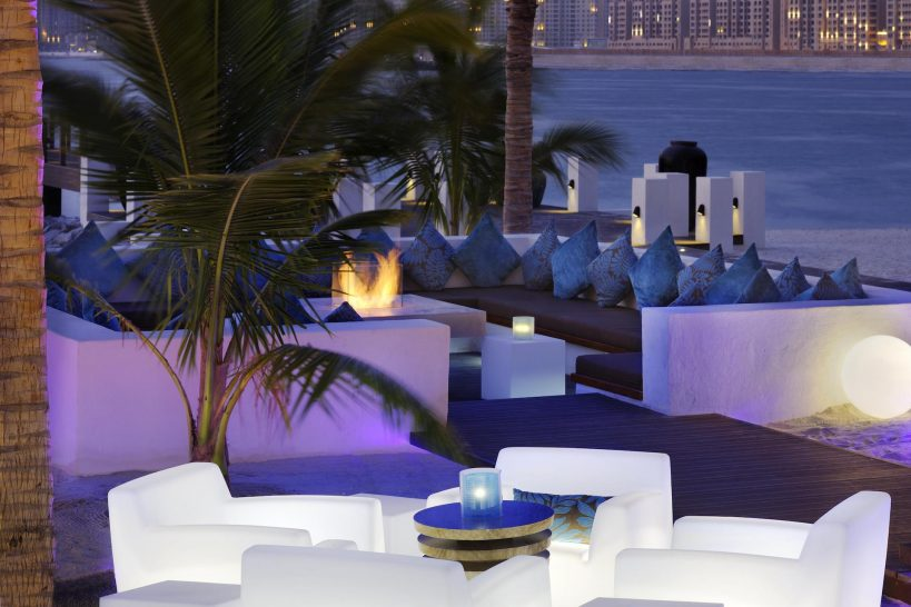 One and Only Royal Mirage Dubai The Jetty Lounge