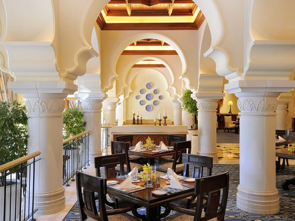 One and Only Royal Mirage Dubai The Rotisserie