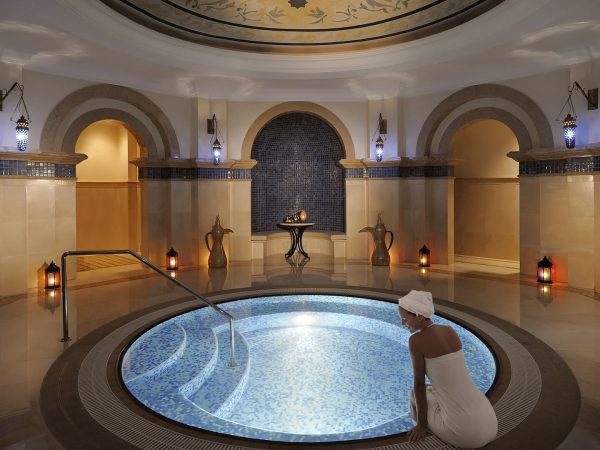 One and Only Royal Mirage Dubai spa
