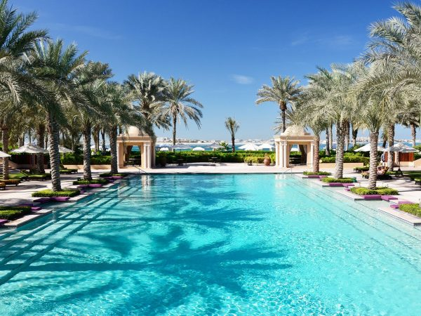 One and Only Royal Mirage The Residence Pool