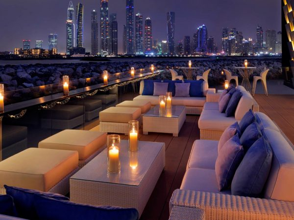 One and Only The Palm Dubai 101 Bar
