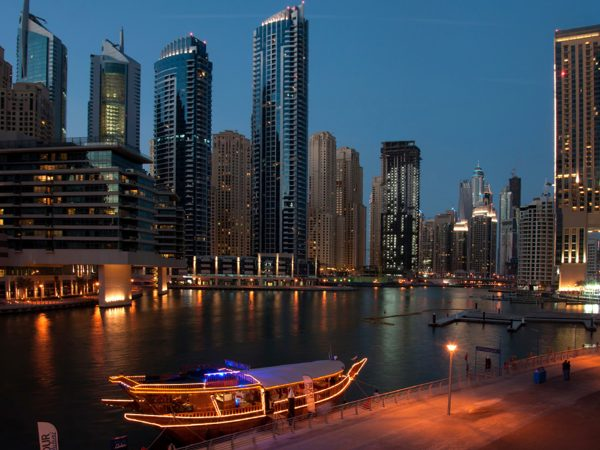 One and Only The Palm Dubai Dhow Dinner Cruise