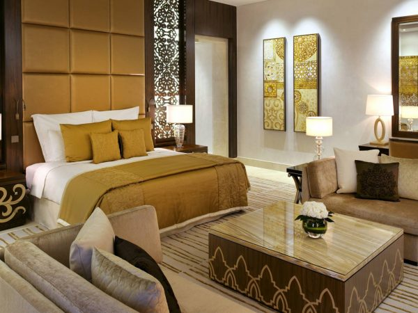 One and Only The Palm Dubai Manor Grand Palm Suite