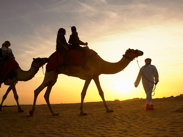 One and Only The Palm Dubai Overnight Desert Safari