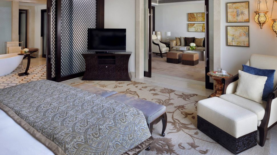 One and Only The Palm Dubai Palm Manor Executive Suite