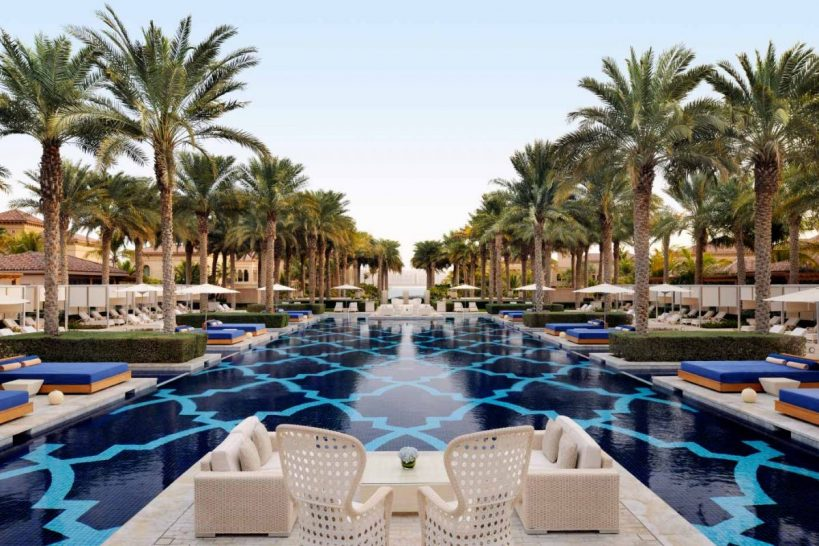 One and Only The Palm Dubai Pool
