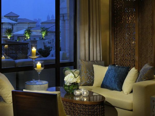 One and Only The Palm Dubai The Lounge