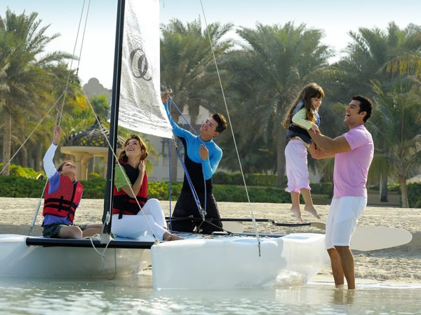 One and Only The Palm Dubai Water Sports