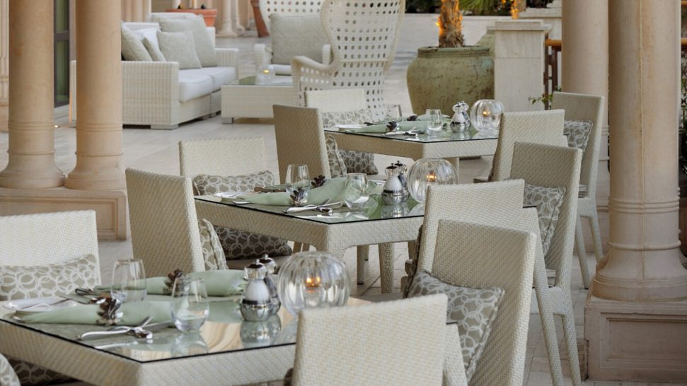 One and Only The Palm Dubai Zest